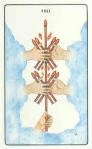 131114 Golden Dawn Wang 10 of Wands