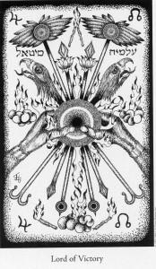 140306 Hermetic 6 of Wands