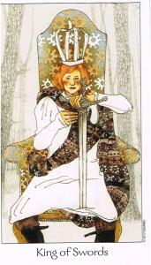 140731 Dreaming Way King of Swords