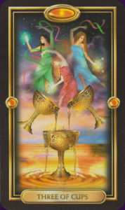 150514 3 of Cups Gilded