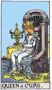 150716 Queen of Cups RWS